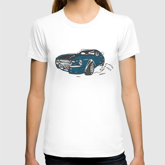 new Car ?? T-shirt