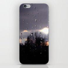 just like raindrops iPhone & iPod Skin
