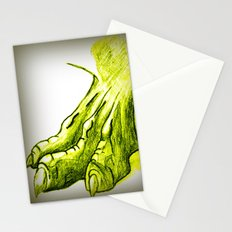 Dragon's Claw Stationery Cards