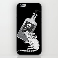 Toxic iPhone & iPod Skin