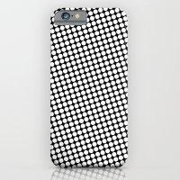 WHITE DOT iPhone 6 Slim Case