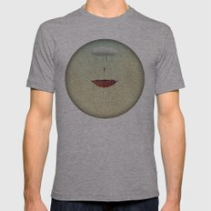 the umbrella runneth over 02 Mens Fitted Tee Athletic Grey SMALL