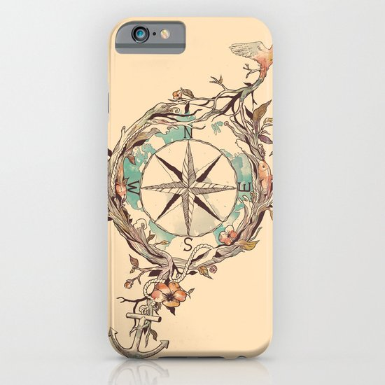 Bon Voyage iPhone & iPod Case