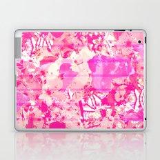Cherry Bomb Stripe Laptop & iPad Skin