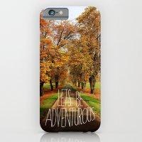 let's be adventurous iPhone 6 Slim Case