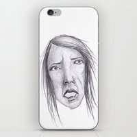Now You're Just Some Bod… iPhone & iPod Skin
