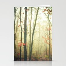The Woods Are Lovely Dar… Stationery Cards