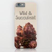 Wild & Succulent iPhone 6 Slim Case