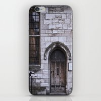 Lincoln Cathedral Refect… iPhone & iPod Skin