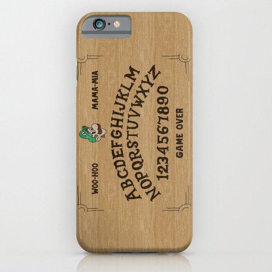 LUIGI BOARD iPhone & iPod Case