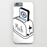 Mods Toaster iPhone 6 Slim Case