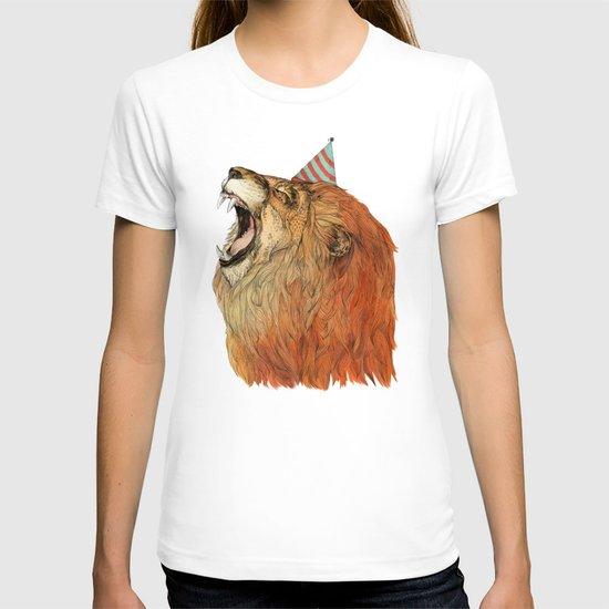 Birthday Lion T-shirt