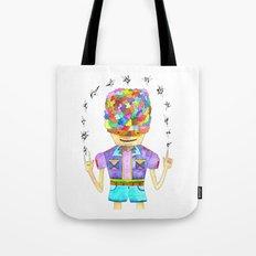 Young Magic Tote Bag