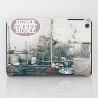 HOME SWEET HOME SERIES iPad Case