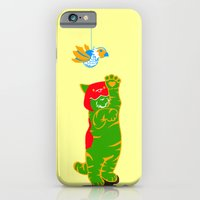Here Battle Kitty Kitty iPhone 6 Slim Case