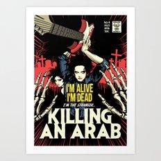 Killing Art Print