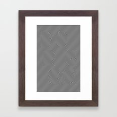 Borges Framed Art Print