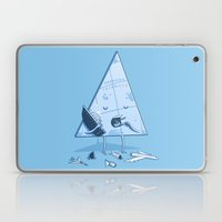 Bermuda triangle Laptop & iPad Skin