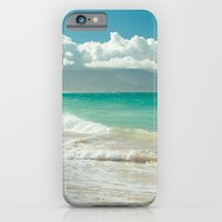 iPhone & iPod Case featuring North Shore by Sharon Mau