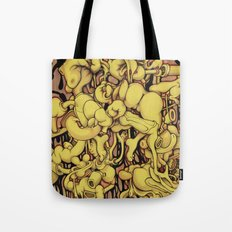 Bodily Eliminations Tote Bag