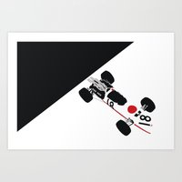 RA273 Art Print