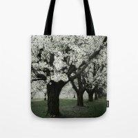 Blütenpracht Tote Bag