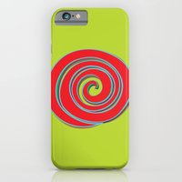 iPhone & iPod Case featuring Lollipop by Macrobioticos