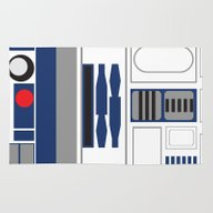Star Wars - R2D2  Rug