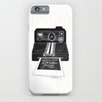 Se souvenir des belles choses iPhone 6 Slim Case