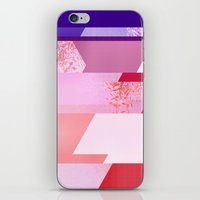 45 Degree Tree iPhone & iPod Skin