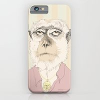 mono gitano iPhone 6 Slim Case