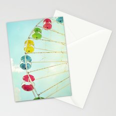 Wheel of Happiness Stationery Cards