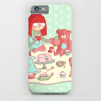 iPhone & iPod Case featuring Tea party! by Binnyboo