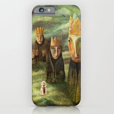 In The Company Of Kings iPhone 6 Slim Case