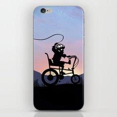Ghost Rider Kid iPhone & iPod Skin