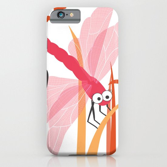 Dragonfly iPhone & iPod Case