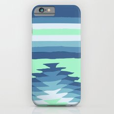 MINT SURF GIRL iPhone 6s Slim Case