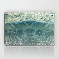 Glimpse of the Mermaid's Descent Laptop & iPad Skin