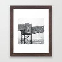 Stilted  Framed Art Print