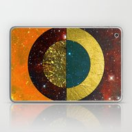 Abstract #123 Laptop & iPad Skin