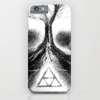 iPhone & iPod Case featuring Triforce Roots by MyQ 7