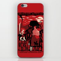 B-Movie iPhone & iPod Skin