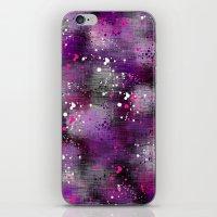 Spotty Blur iPhone & iPod Skin
