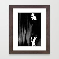 Now I Know What It Feels… Framed Art Print