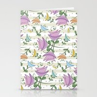 Colorful Cuties Stationery Cards