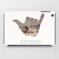good vibrations iPad Case