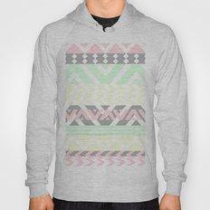 chevron pattern. Hoody