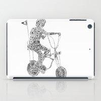 A boy's thing iPad Case