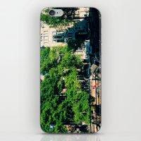 explore the city  iPhone & iPod Skin