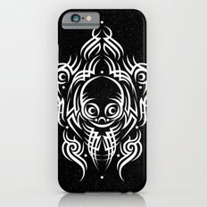 Alien Tribal Tattoo - Wh… iPhone 6 Slim Case
